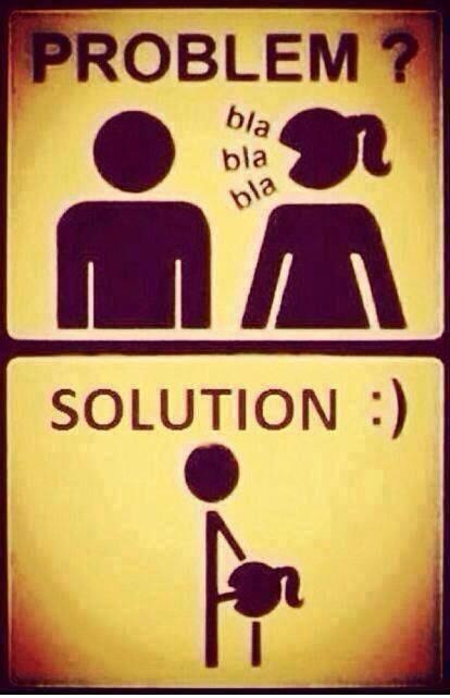 Image 1: Blague sexe A chaque probleme sa solution