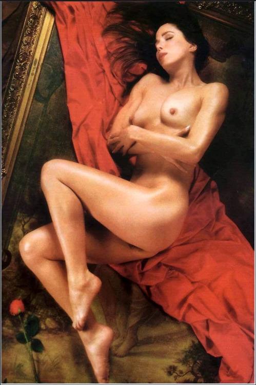 Image 2: Patti Davis nue La soeur de Ronald Reagan nue dans playboy