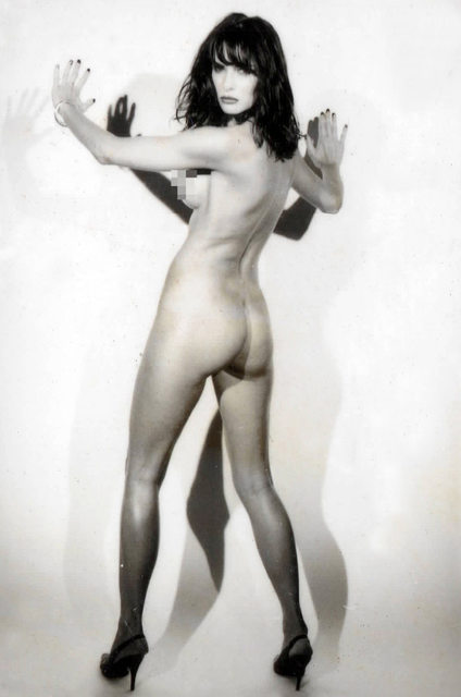 Image 2: Melania Trump nue