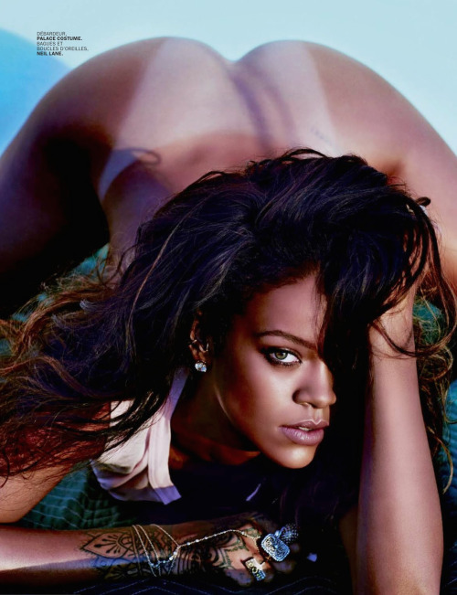Image 6: Envie baiser Rihanna sur ses meilleures photos nue