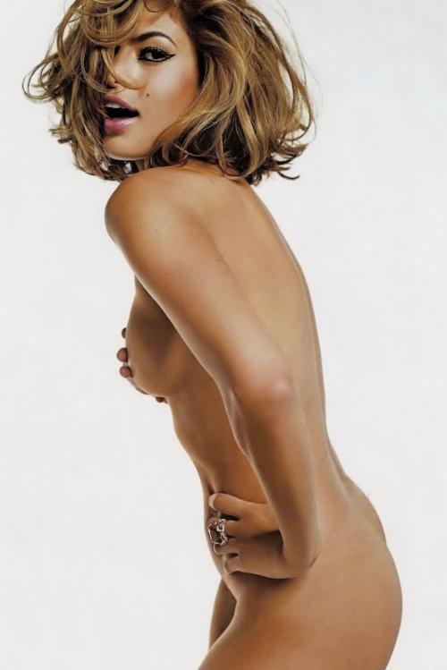 Image 3: Photos des seins d Eva Mendez nue