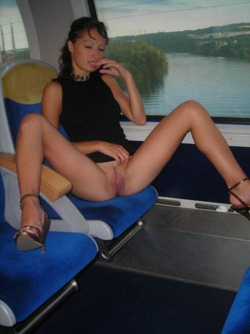 sexe montargis exhib train
