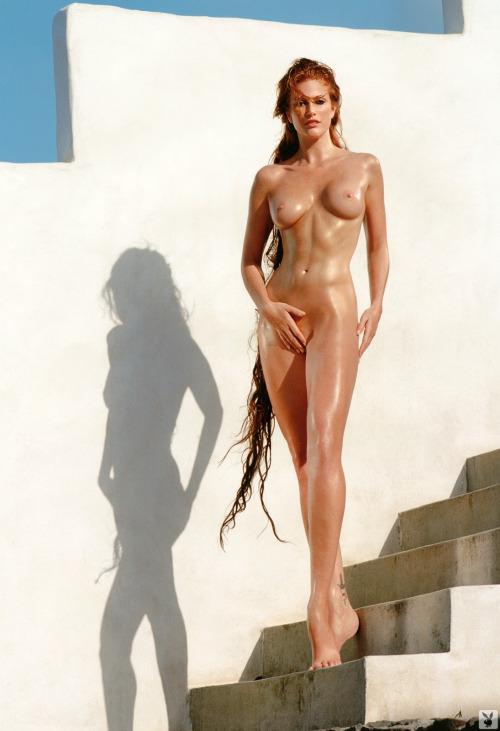 Реально голые молодые топ модели мира фото