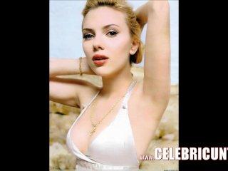 Image 1: Compilation Scarlett Johansson nue et sexy dans ses films