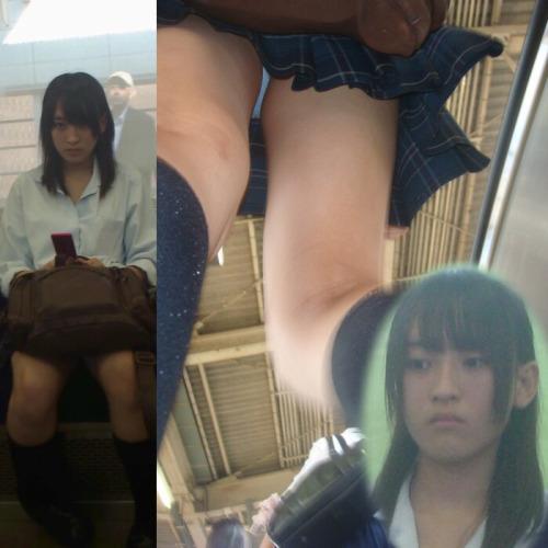 Image 7: Voir sous les jupes des filles japonaises dans la rue