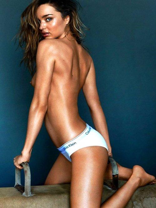 Image 1: Miranda Kerr topless