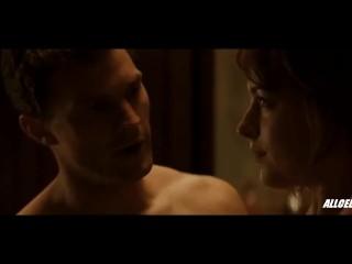 Image 1: Sexe avec Dakota Johnson nue dans 50 nuances de gris