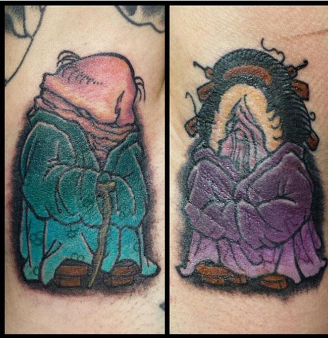 Image 5: Selection de tatouages speciales sexe