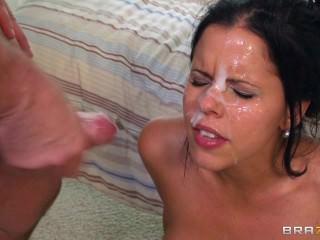 Image 1: Video de rivieres de spermes sur le visage de ces filles