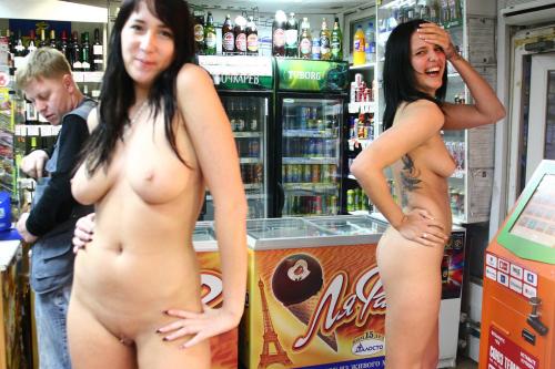 sexe dans un magasin sexe entre filles