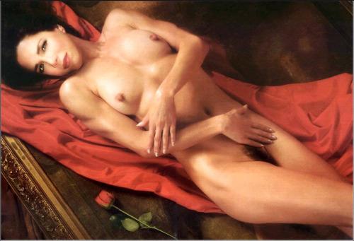 Image 3: Patti Davis nue La soeur de Ronald Reagan nue dans playboy