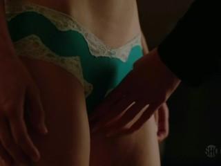 Image 1: Melissa Benoist nue dans cette compilation de star