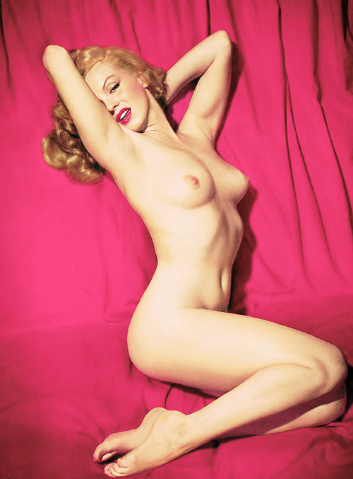 Image 2: Marilyn Monroe nue pour Playboy 1949