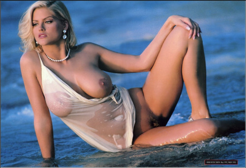 Anna nicole smith grosse nue