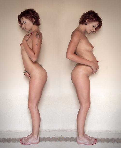 Femme Avant Apres Nue photo d'une amatrice nue avant et pendant sa grossesse sur coquinetv