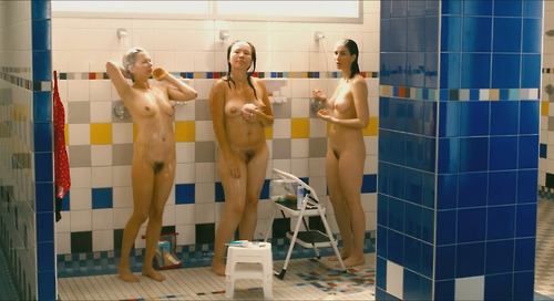 Image 1: Sarah Silverman Michelle Williams et Jennifer Podemski nues sous la douche