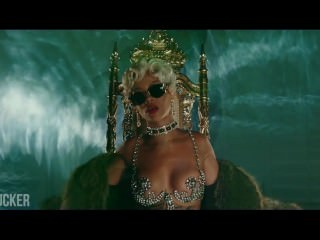 Rihanna - Pour It Up Porn Music Video