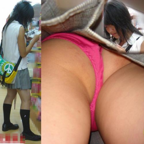 Image 9: Voir sous les jupes des filles japonaises dans la rue