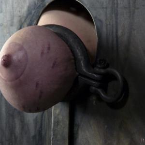Bondage des seins : Photos de Nicho...