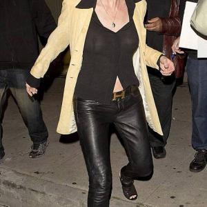 Les tetons de Sharon Stone