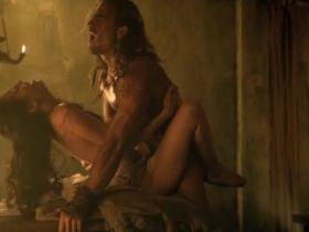 Meilleures scènes de sexe et actrices nues dans la série spartacus