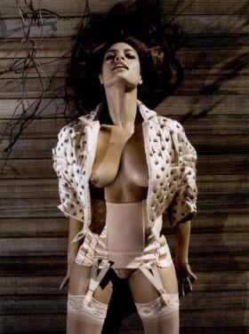 Photos des seins d'Eva Mendez nue