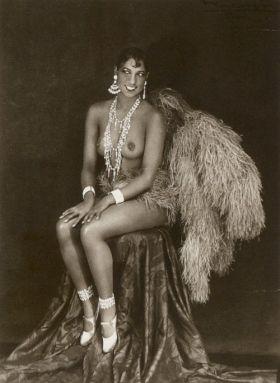 Photos de Josephine Baker nue