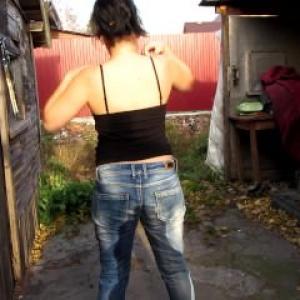 Amatrice qui pisse dans son jeans p...