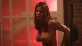 Charisma Carpenter nue