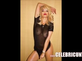 Rita Ora nue: Animation vidéo des meilleures photos sexy de la star