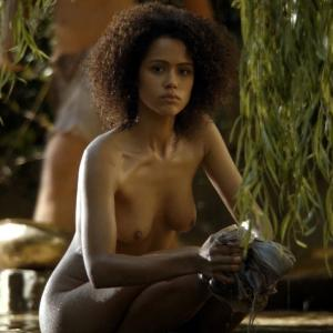 Nathalie Emmanuel nue   La black de...