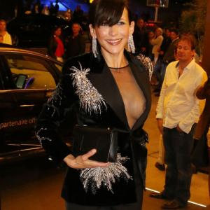 Cannes 2015: Sophie Marceau montre ...