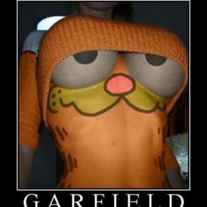 Garfield a des jolis yeux, non?