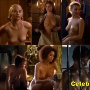 Compilation originale d'actrices se...