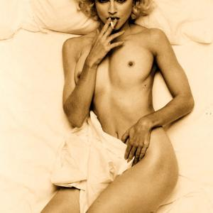 Madonna topless et sexy