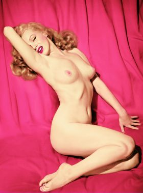 Marilyn Monroe nue pour Playboy 1949