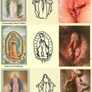 Porno et religion : Des sexes fémin...