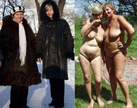 Les nouvelles photos de femmes nues et habillées directement sorties des plan cul