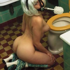 Photo femme soumise utile pour nett...